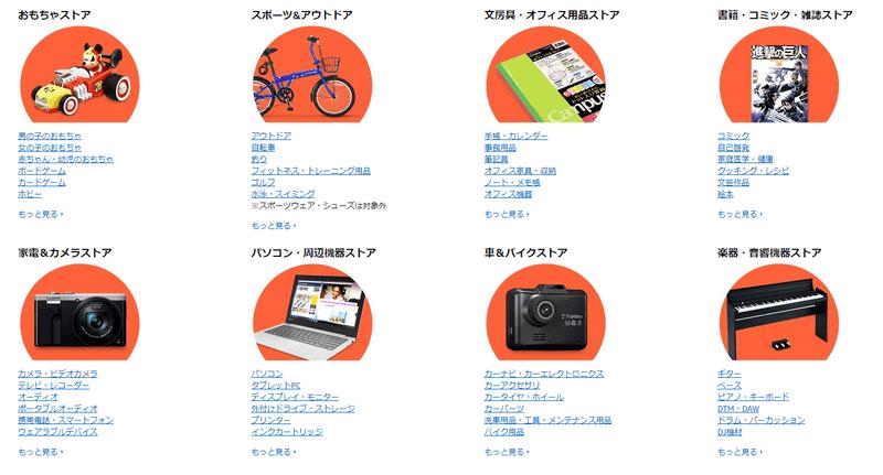 Amazonまとめ買い対象商品『B』一覧