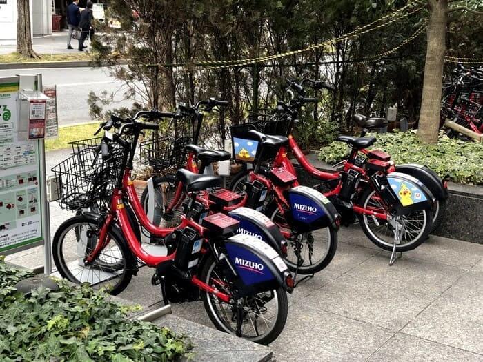 自転車または原付・バイク